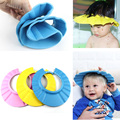 Adjustable Baby Hat Toddler Kids Shampoo Caps Bath Bathing Shower Cap Wash Hair Shield Boy Girl Sun Hats For Children Baby Care