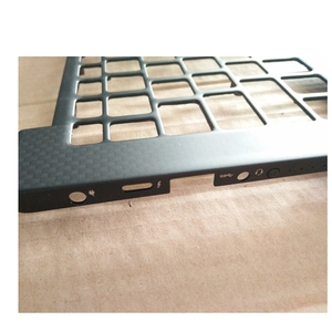 Image 4 - 95% new For DELL XPS13 9350 9360 Palmrest Top upper case Keyboard bezel Housing 43WXK 043WXK NXHVX PHF36 US UK version black