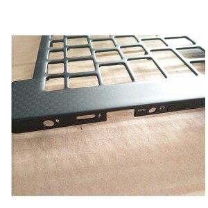 Image 4 - 95% novo para dell xps13 9350 9360 palmrest superior caso teclado moldura habitação 43wxk 043wxk nxhvx phf36 eua uk versão preto