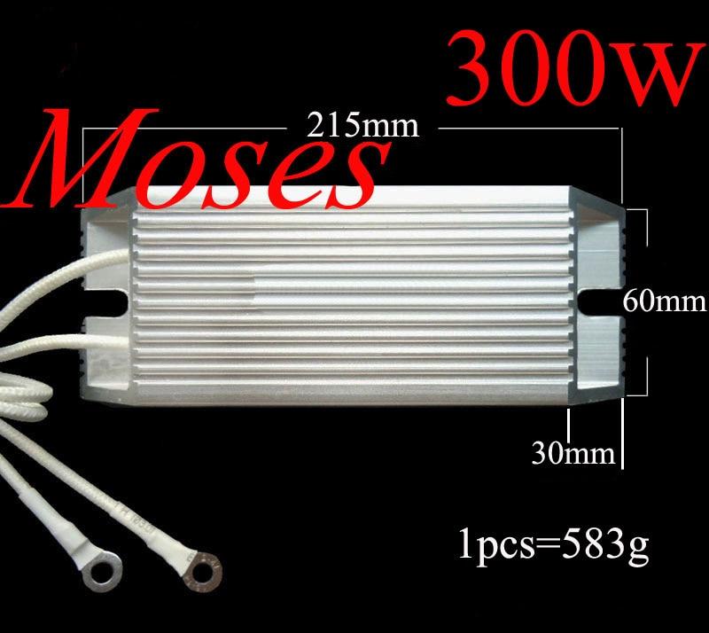 300W 270 3 4 6 8 10 75 5 1k ohm 100 original new Aluminum Housed