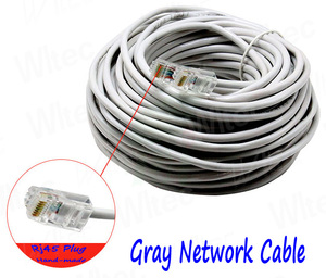Image 3 - UTP Unshielded Twisted Pair Outdoor Network Cable High speed for 1000Mbps 8 Cores Free Plug made by Hand, 3M,  5M, 10M to 30M