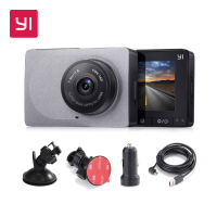 International Edition Xiaoyi YI Smart Camera 1080P 60fps 165 Degree Detector 2 7 DashCamera ADAS