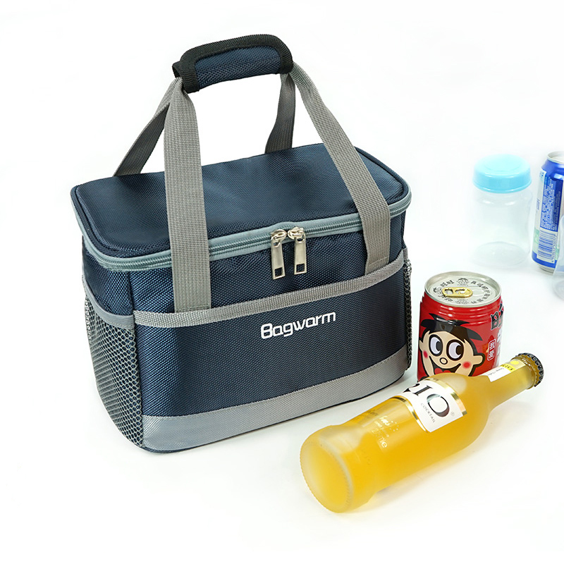 Temperamentvoll Thermische Wasserdichte Kühltaschen Mittagessen Picknick Box Fahrzeug Isolierung Handtasche Thermo Nahrung Träger Weinlagerung Kühlen Eisbeutel Tasche Billigverkauf 50%