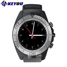 Smart Watch Bluetooth Sim card font b smartwatch b font men Passometer wrist watchs clock Answer