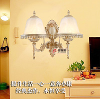 Double Bedroom Wall Lamp Manufacturers Wholesale European Project Bedside Lamp Guest Room Lamp Lighting Aisle Wall