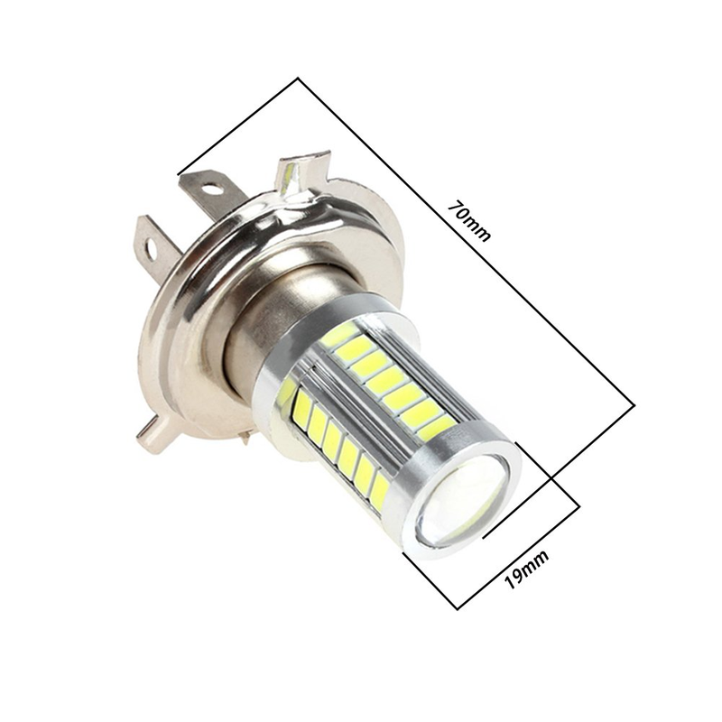 Aileo 2pcs H11 9005 H16 jp Led Lamp Super Bright Car Fog Lights 3000k 6000k White Auto Led H8 H9 Bulb Products Hot Sale