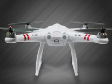 Free Shipping FreeX 7-channel GPS aerial vehicle axis intelligent flight automatic return function comparable DJI Phantom 2