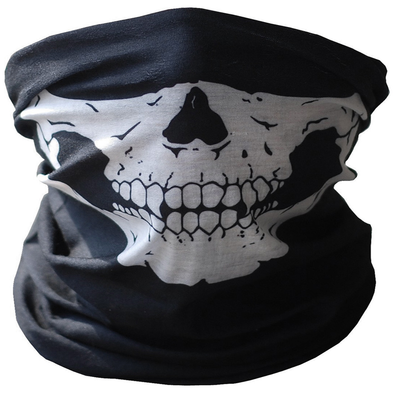 Bandana Outdoor Cycling Sports Magic Headband Neck Warmer Bandana Motorcycle Choker Bike Warmer Tube Scarf Outdoor Neck Warmer