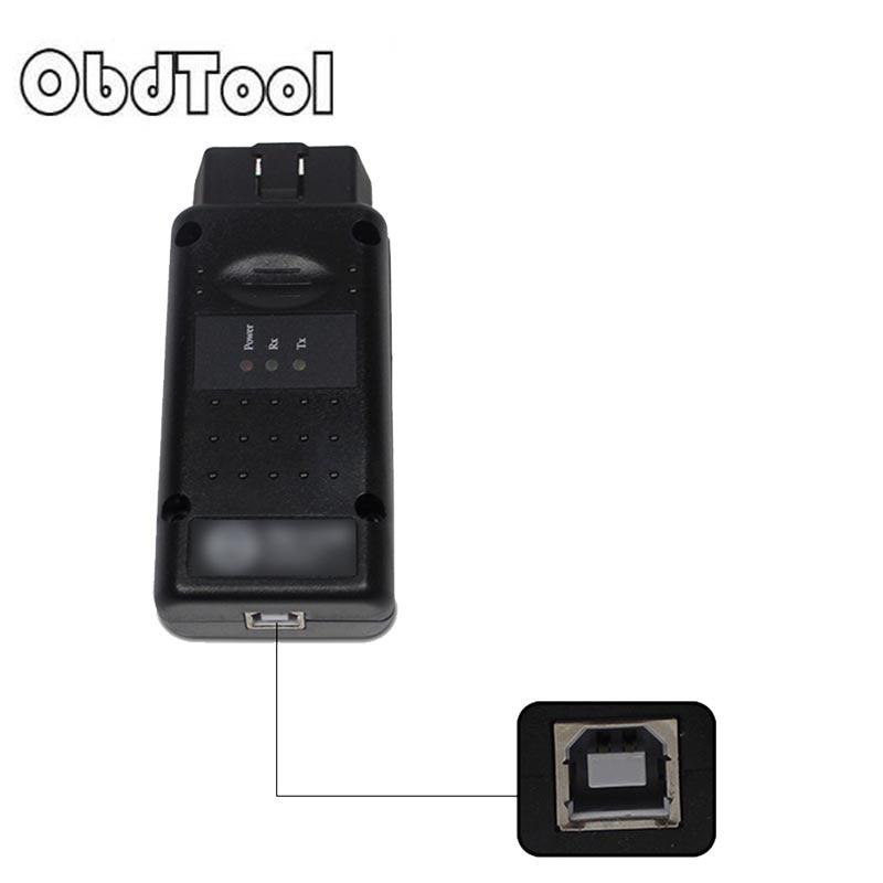 OBDTOOL Op-com Dernières V1.45 Version OBD2 Opcom pour Opel Outil D'analyse OP COM LR5