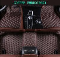 3D Luxury Slush Floor Mats Foot Pad Mat For Hyundai Sonata 2009 2010 2011 2012 2013