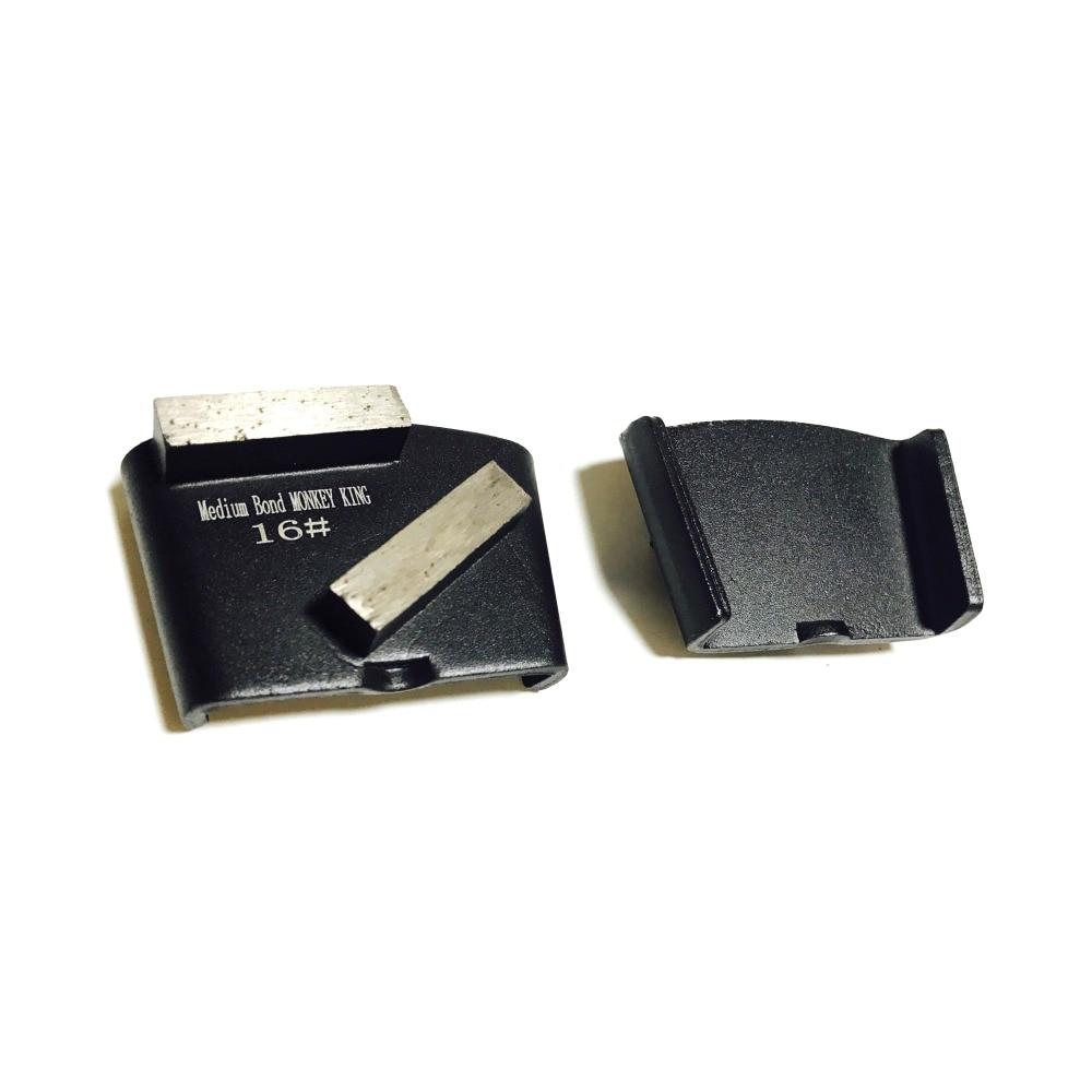 EZChange HTC slijpsegmentpad Metaal Diamant Beton Slijpschijf - Schurende gereedschappen - Foto 5