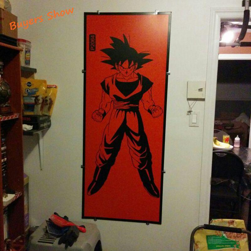 Δωρεάν αποστολή Dragon Ball Z Goku Anime Manga Decor - Διακόσμηση σπιτιού - Φωτογραφία 3