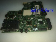 HOT  IN RUSSIA EUROPE FREE SHIPPING + NEW 574506-001 / 585221-001 laptop Motherboard For HP PROBOOK 4515S 4416S NOTEBOOK PC +CPU