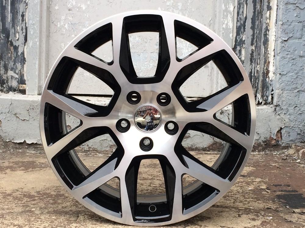 4 New 17x7 5 Rims wheels et 35mm CB 57 1mm Alloy Wheel Rims W640 for