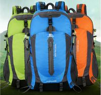 Hot!50L Outdoor Backpack Camping Bag Waterproof Mountaineering Hiking Backpacks Molle Sport Bag Climbing Rucksack,Free shipping