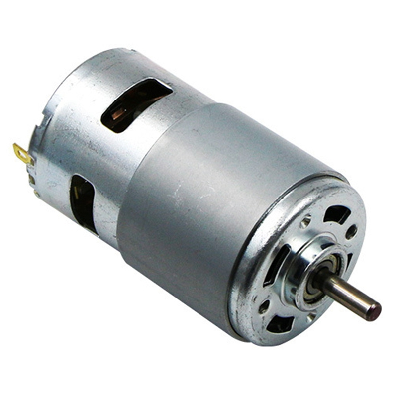 2PCS JOHNSON RS-775 Electric Motor DC 12V 18500RPM High Speed//Power Large Torque