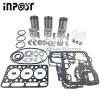 For SUZUKI RM125 RM 125 2001-2003 Engine Crankcase Gasket Kit Set Clutch  Stator Cover Cylinder Base Gaskets