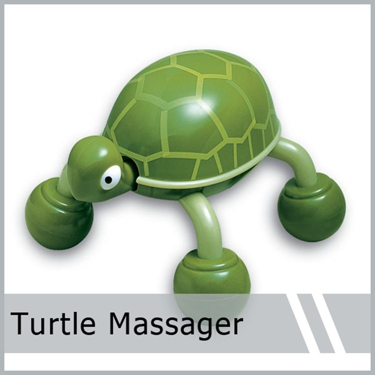 Turtle Toy Massager Shake Slimming Cellulite Body Massager Beauty Health Tool for Hip Neck Face Head Foot 2