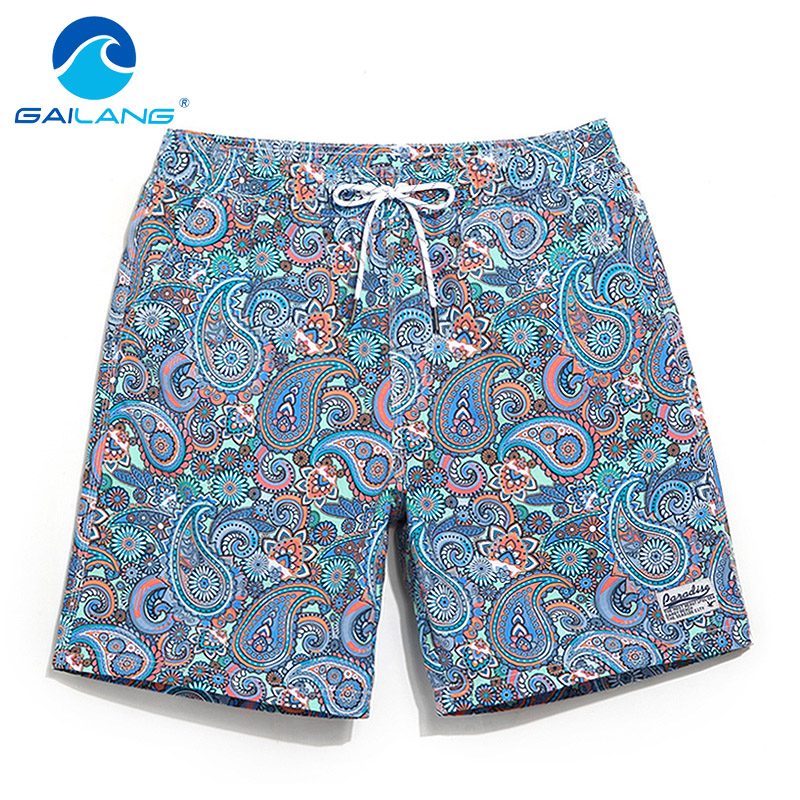 Gailang Brand Male Beach   Board   Surfing   Shorts   Men Swimming Boxer Trunks   Shorts   Bottoms Quick Drying Swimwear Swimsuits   Shorts