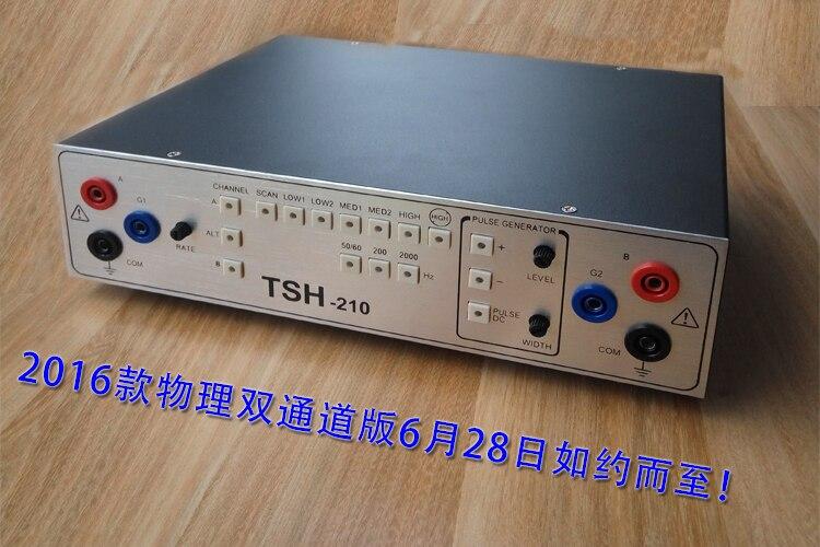 VI Courbe Testeur carte de Circuit Sur-ligne de Maintenance Tester TSH-210