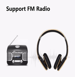 Image 5 - Wireless Bluetooth Stereo Headphones S650 Headset with Microphone Bluetooth Earphone Support noise cancelling FM Radio TF Card