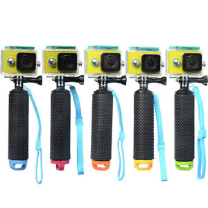 Image 5 - Waterproof Floating Hand Grip Underwater Selfie Stick for Gopro Hero Session Pro Float Handle Diving Action Camera