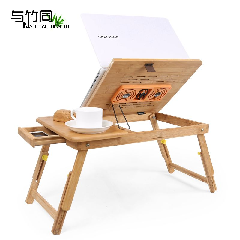 Notebook computer desk bed computer desk folding table table book simple dormitory lazy learning