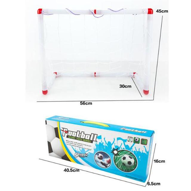 Kids Portable Removable Mini Soccer