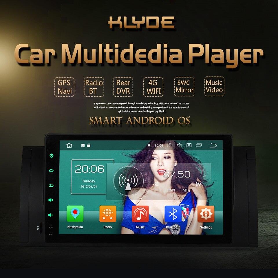 "Perfect 7"" Octa Core 4G WIFI Android 8.1 4GB RAM 64GB ROM RDS Car DVD Multimedia Player Stereo Radio For BMW E90 E91 E92 E93 2005-2012 5"