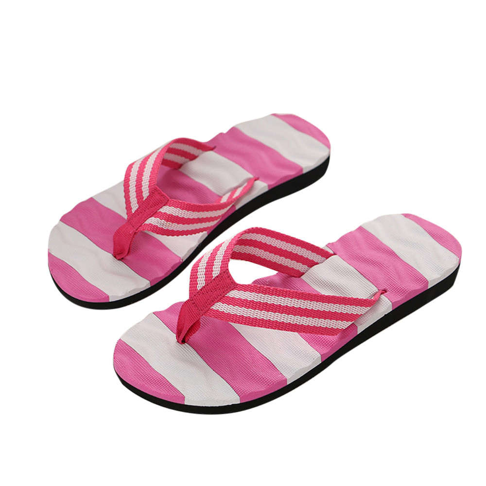 Women's Summer Shoes Women Flip Flops Shoes Sandals Slipper indoor & outdoor Flip-flops Beach Slipper zapatos mujer цена