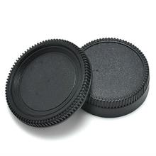 Корпус Передняя Задняя крышка объектива камеры для Nikon D810 D750 D5600 DSLR камера объектив корпус крышка комплект