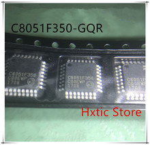 10pcs/lot C8051F350-GQR C8051F350-GQ C8051F350 LQFP-32 microcontroller