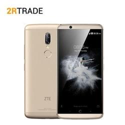 Original ZTE AXON 7S 20.0MP  Snapdragon 821 Quad-core 4GB RAM 128GB 5.5