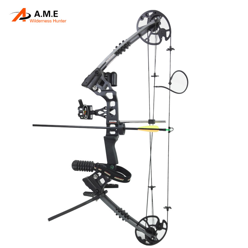 20-70 lbs Black Dream Compound Bow Set Right Hand Camo And Black Color for outdoor hunting with Bow Sight Bow Stabilizer yokohama ice guard ig35 225 55 r16 99t