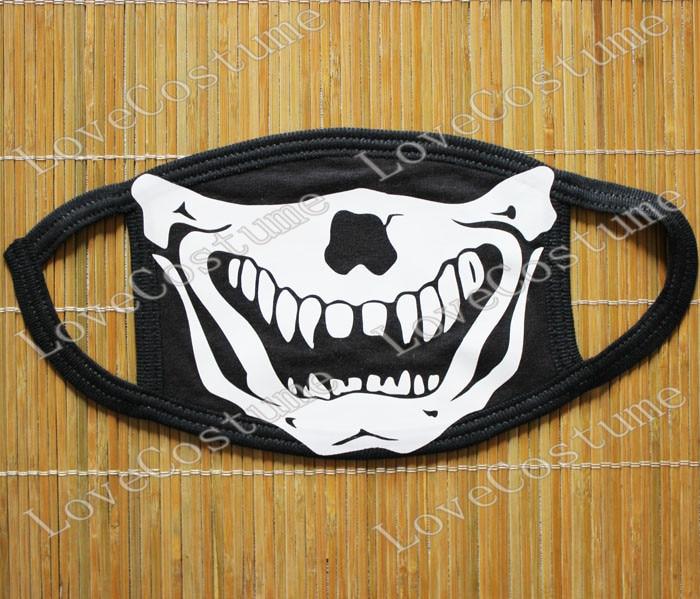 Jormungand Cosplay Mask
