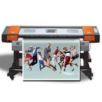 Баннер, винил плакат Стикеры печатная машина 1,6 м хорошее дешевые Эко чернила Пинтер Большой широкоформатный Цвет струйный принтер
