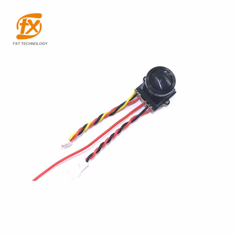 FXT T80 2.3mm 800TVL 1/3 CMOS PAL/NTSC 16:9/4:3 Switchable FPV Mini Camera w/ Integrated OSD For RC Multicopter Drone Toys 3.9g newest runcam sparrow 700tvl fpv mini camera 1 3 cmos 2 1mm 16 9 ntsc pal switchable on osd for qav r drone quadcopter