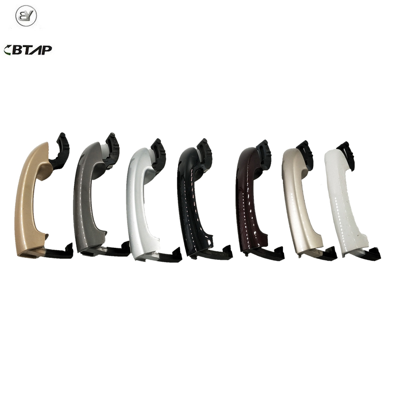 BTAP New Door Handle For VW Golf 6 2008-2013 All colors Black White 5KD837206A 5K0837206A Original Equipment Quality