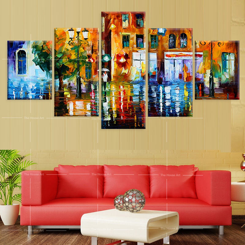 Home Decor For Living Room Modern Abstract Painting