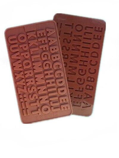 Achetez en gros lettre silicone moule en ligne des - Ustensile de cuisine en m en 6 lettres ...