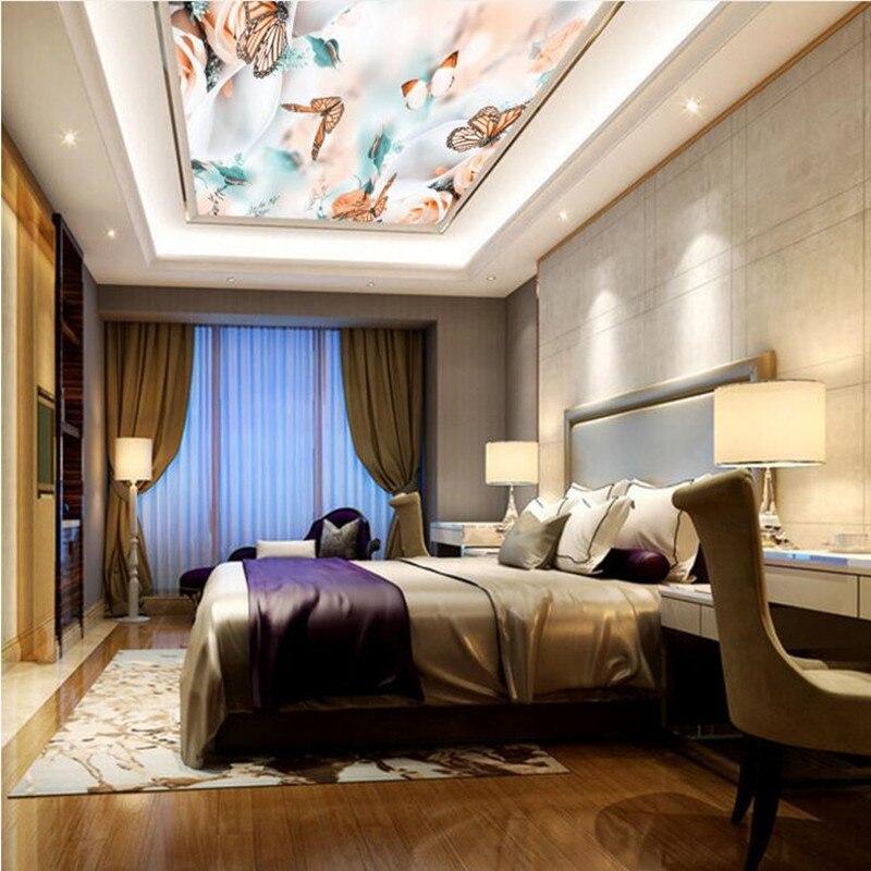 3D Muurschilderingen Moderne Minimalistische Luxe Behang voor ...