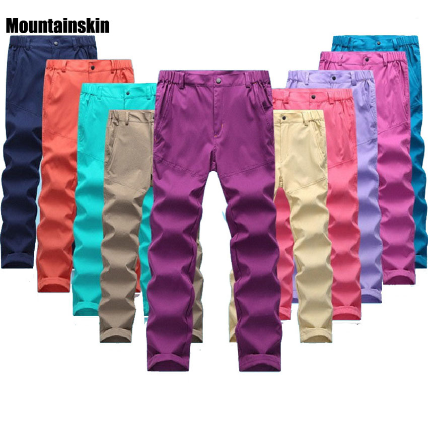 Women Summer Quick Dry Breathable Thin Pants Outdoor Sport Brand Clothing Female Hiking Camping Climbing Trekking Trousers VB016 jacksanqi summer quick dry women pants spring female outdoor sports thin breathable pants hiking trekking camping trousers ra011