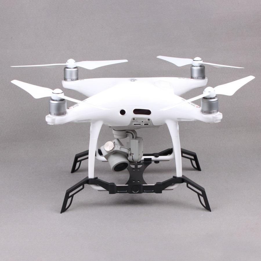 Heightened Landing Gear Stabilizers Landing Skid + Gimbal Camera Guard Protection Board for DJI Phantom 4PRO/ 4PRO+