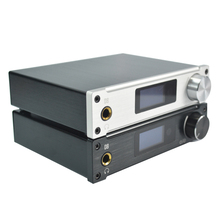 XMOS ALIENTEK D8 80 W * 2 Mini Hifi Stéréo Audio Numérique Amplificateur de Puissance Coaxial/Optique/USB DAC classe d Amplificateur + Alimentation