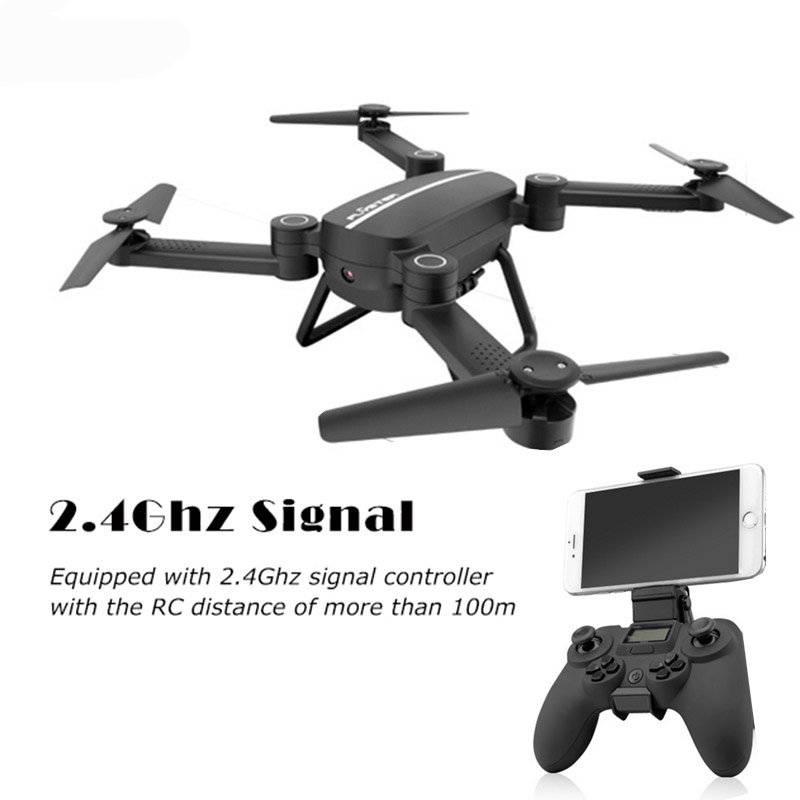 Newest X8T X8TW RC Dron Foldable With Wifi FPV HD Camera 2.4G 4CH 6-Axis Gyro Quadcopter Altitude Hold Drone VS JY018
