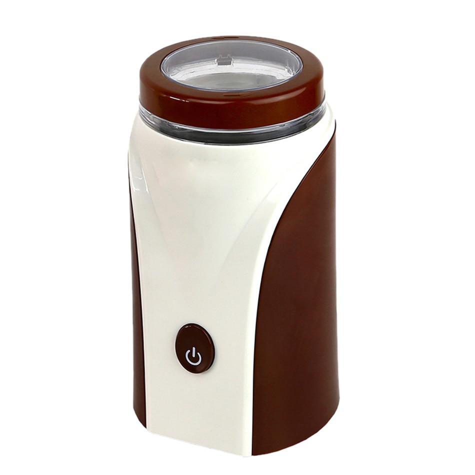 café elétrico máquina moinho de café alta