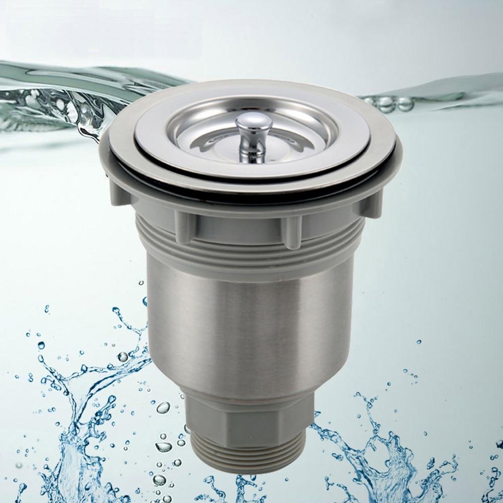 Talea 110mm Sink Strainer Suitable For Geramic Sink  Basin Drain Kit Bathroom Or Kitchen Filter XK139C004