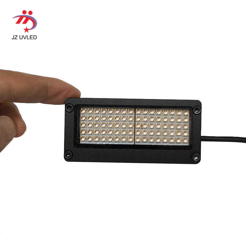 Epson DX5 2 Print Head Lampu UV untuk UV Flatbed Printer Tinta Curing Menyembuhkan Light 395nm Ultraviolet Lampu Kualitas Tinggi printer Air