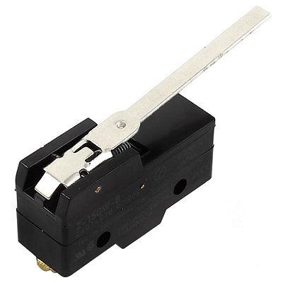 Z 15GW B Uzun Menteşe Kolu SPDT Temel Limit Anahtarı Mikro Anahtarı 15A 250 V|microswitch limit switch|microswitch switchmicroswitch long -