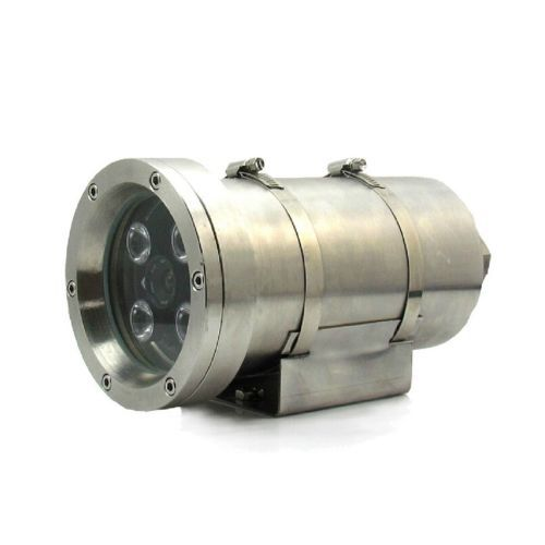 CCTV Explosion-Proof Camera Housing Vandal-Proof IP68 Security Camera 4IR Night (Does not contain cameras,motherboards,and lens) bichi belt leg band combination does not contain light bulbs